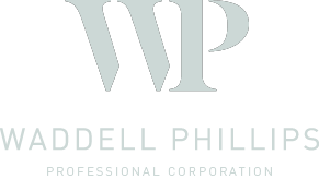 Waddell Phillips - white logo